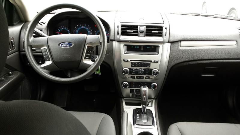 2012 Ford Fusion SE 4dr Sedan - Massena NY