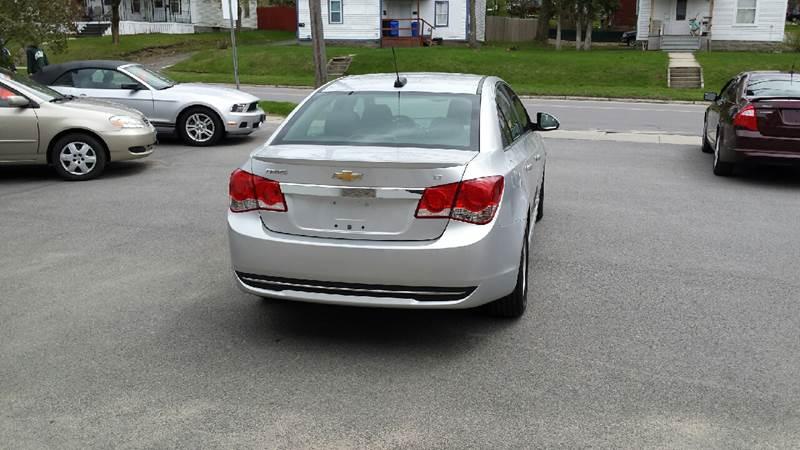 2015 Chevrolet Cruze 1LT Auto 4dr Sedan w/1SD - Massena NY