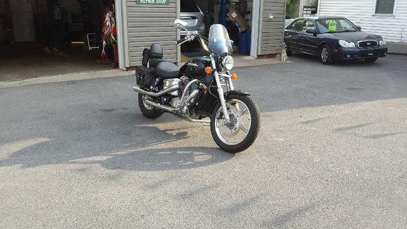 2006 Honda Shadow Spirit - Massena NY