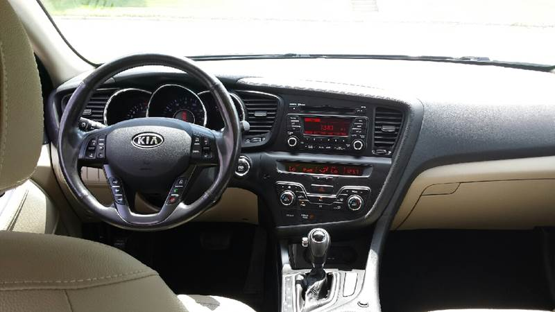 2011 Kia Optima EX 4dr Sedan - Massena NY