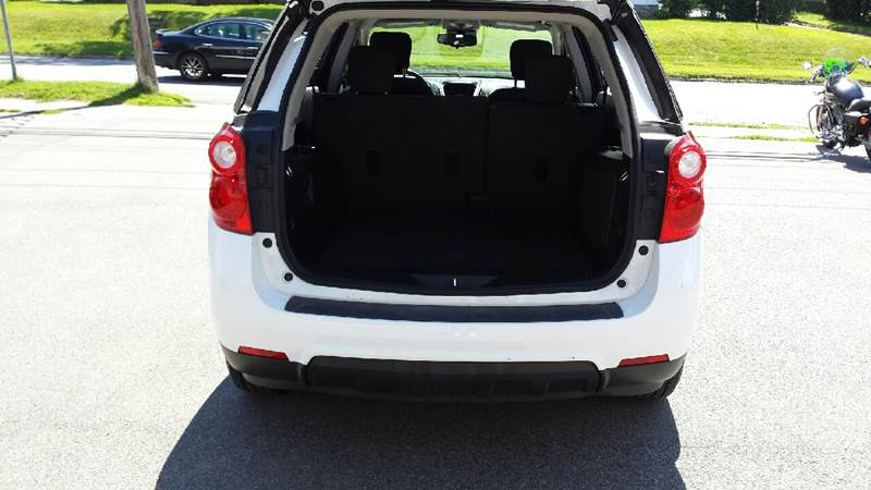 2014 Chevrolet Equinox AWD LT 4dr SUV w/1LT - Massena NY