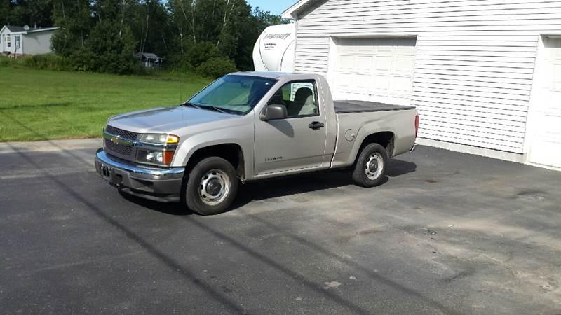 2004 Chevrolet Colorado 2dr Standard Cab Z85 LS Rwd SB - Massena NY
