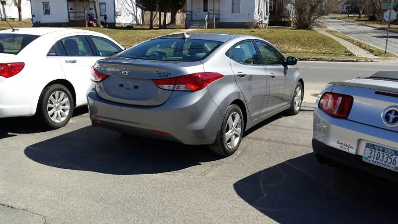 2013 Hyundai Elantra GLS 4dr Sedan - Massena NY