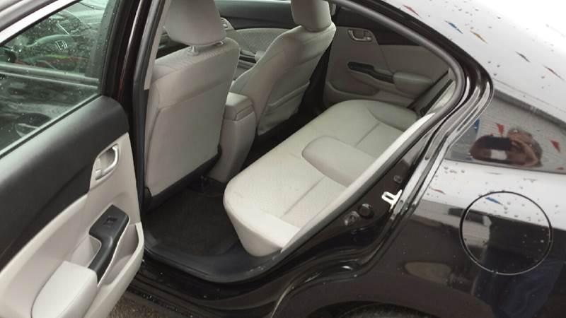 2014 Honda Civic LX 4dr Sedan CVT - Massena NY