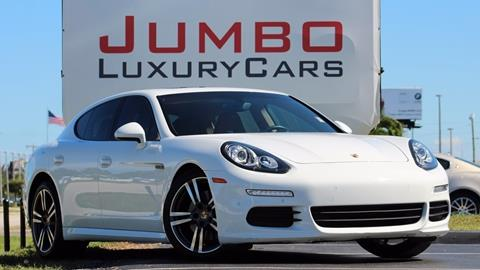 2015 Porsche Panamera for sale in Fort Pierce, FL