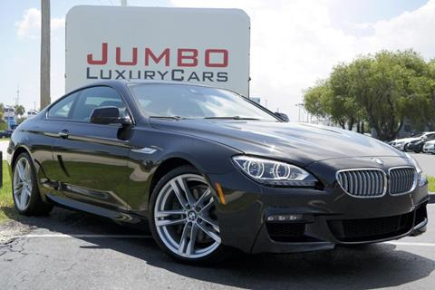 2014 BMW 6 Series for sale in Fort Pierce, FL