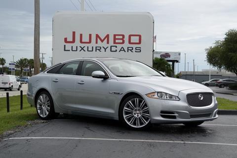 2011 Jaguar XJ for sale in Fort Pierce, FL