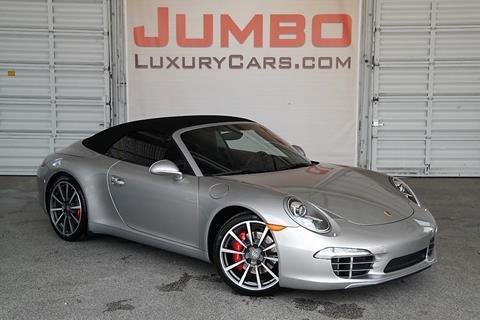 2013 Porsche 911 for sale in Hollywood, FL