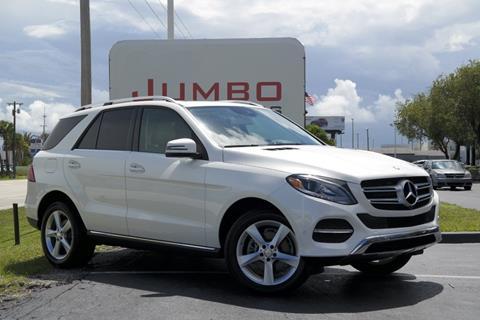 2016 Mercedes-Benz GLE for sale in Fort Pierce, FL