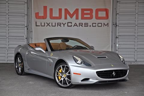2010 Ferrari California for sale in Hollywood, FL