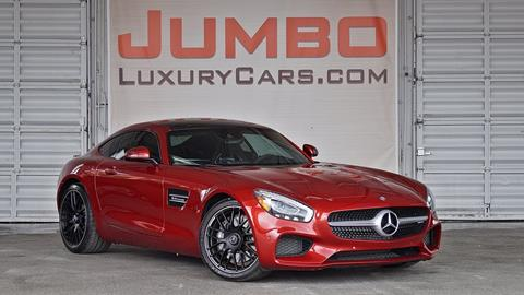 2017 Mercedes-Benz AMG GT for sale in Hollywood, FL