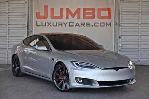 2016 Tesla Model S for sale in Hollywood, FL