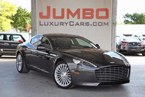 2014 Aston Martin Rapide S for sale in Hollywood, FL