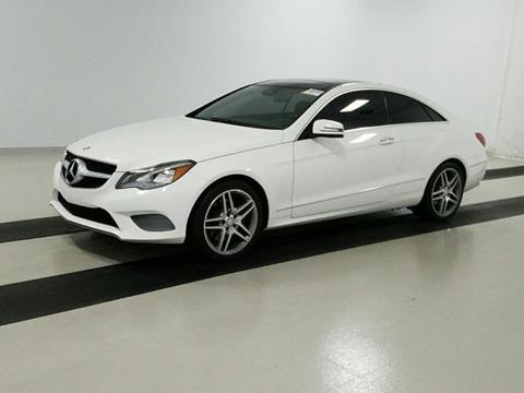 2014 Mercedes-Benz E-Class for sale in Hollywood, FL