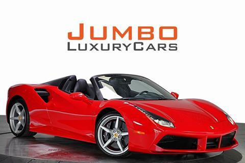 2017 Ferrari 488 Spider for sale in Hollywood, FL