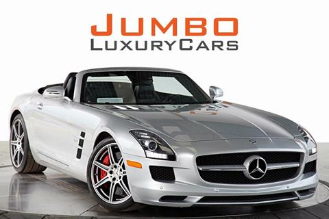 2012 Mercedes Benz SLS AMG For Sale In Hollywood, FL