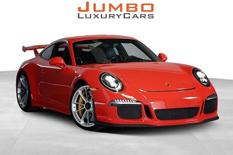 2016 Porsche 911 for sale in Hollywood, FL