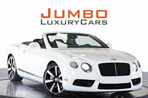 2014 Bentley Continental for sale in Hollywood, FL