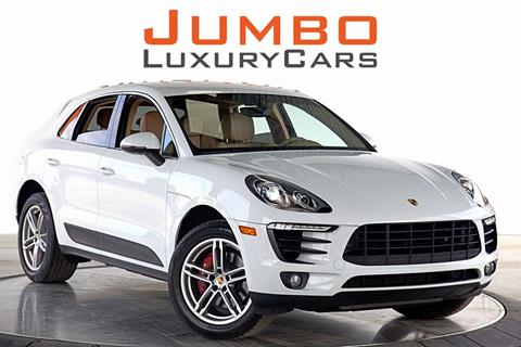 2016 Porsche Macan for sale in Hollywood, FL