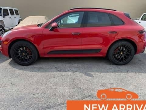 2018 Porsche Macan for sale in Hollywood, FL