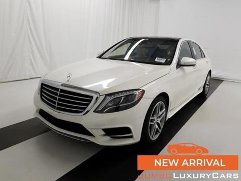 used mercedes-benz s-class for sale - carsforsale®