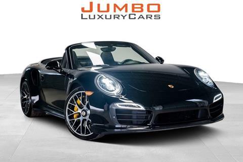2015 Porsche 911 for sale in Hollywood, FL