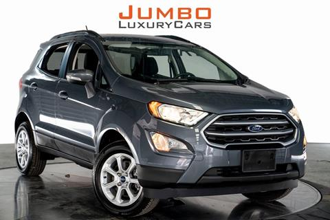 2018 Ford EcoSport for sale in Hollywood, FL