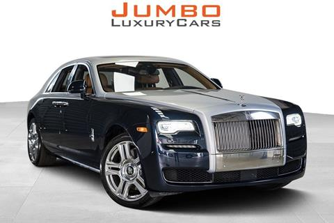 2015 Rolls-Royce Ghost for sale in Hollywood, FL