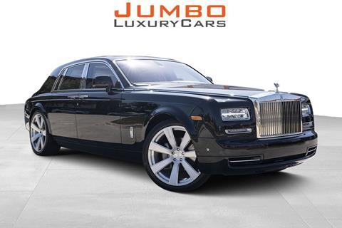 2014 Rolls-Royce Phantom for sale in Hollywood, FL