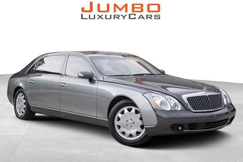 2007 Maybach 62 for sale in Hollywood, FL