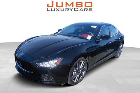 2016 Maserati Ghibli for sale in Hollywood, FL