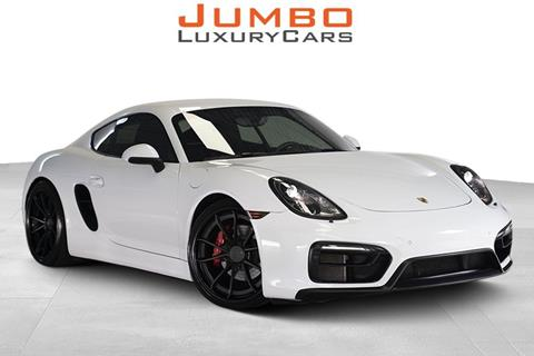 2015 Porsche Cayman for sale in Hollywood, FL
