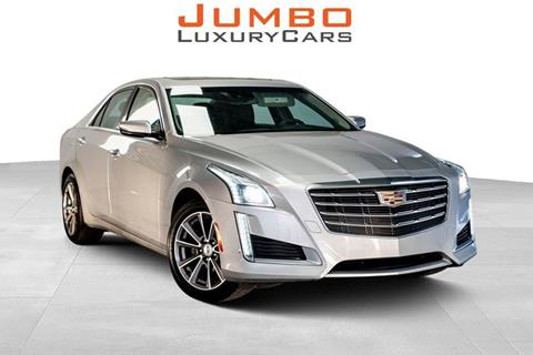 2017 Cadillac CTS for sale in Hollywood, FL