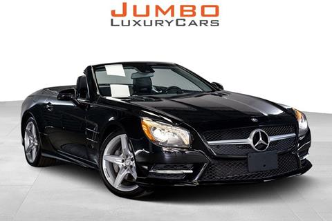 2015 Mercedes-Benz SL-Class for sale in Hollywood, FL