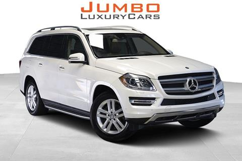 2015 Mercedes-Benz GL-Class for sale in Hollywood, FL