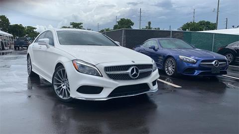 2015 Mercedes-Benz CLS for sale in Hollywood, FL