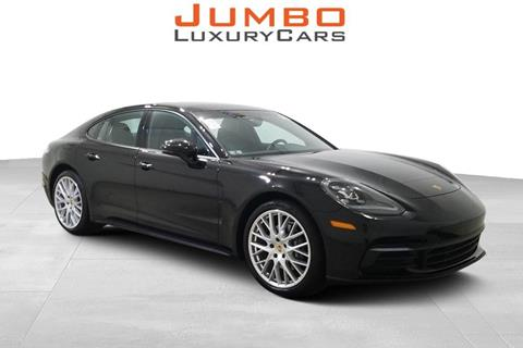 2017 Porsche Panamera for sale in Hollywood, FL