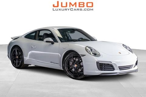 2017 Porsche 911 for sale in Hollywood, FL