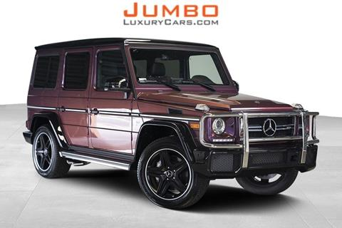 2017 Mercedes-Benz G-Class for sale in Hollywood, FL
