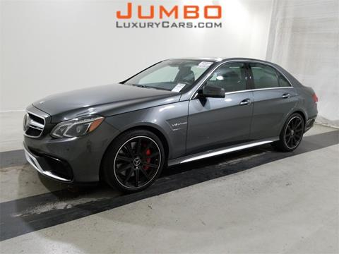 2016 Mercedes-Benz E-Class for sale in Hollywood, FL