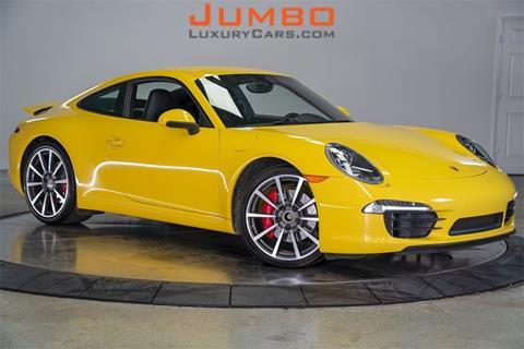2014 Porsche 911 for sale in Hollywood, FL