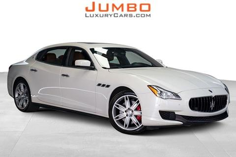 2016 Maserati Quattroporte for sale in Hollywood, FL