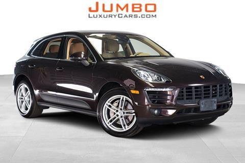 2017 Porsche Macan for sale in Hollywood, FL