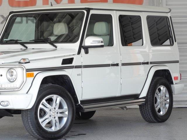 2013 mercedes benz g class g550 awd 4matic 4dr suv in for Mercedes benz g550 suv