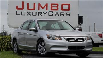 2011 Honda Accord for sale in Fort Pierce, FL
