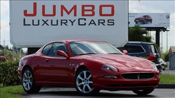 2003 Maserati Coupe for sale in Fort Pierce, FL