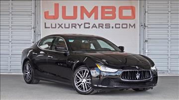 2015 Maserati Ghibli for sale in Hollywood, FL