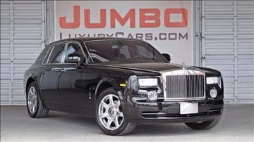 2010 Rolls-Royce Phantom for sale in Hollywood, FL