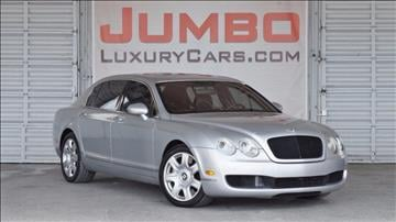 2006 Bentley Continental Flying Spur for sale in Hollywood, FL
