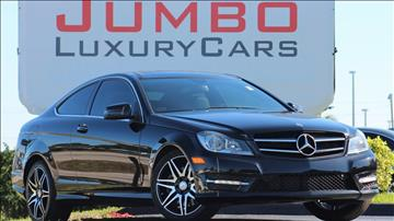 2013 Mercedes-Benz C-Class for sale in Fort Pierce, FL